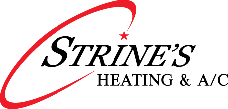 Strine's Heating & Air Conditioning Logo